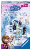 Disney Frozen  Race to the Palace Spellen;Pocketspellen - Ravensburger