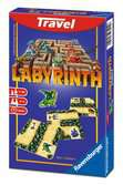 Labyrinth Travel Juegos;Travel games - Ravensburger