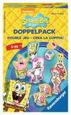 SpongeBob Doppelpack Spiele;Mitbringspiele - Ravensburger