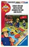 Fireman Sam: Sam in actie Spellen;Pocketspellen - Ravensburger