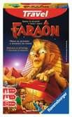 Faraon Travel Game Juegos;Travel games - Ravensburger