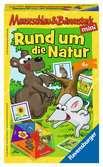 Mauseschlau & Bärenstark Rund um die Natur Spiele;Mitbringspiele - Ravensburger