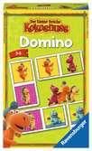 Der kleine Drache Kokosnuss Domino Spiele;Mitbringspiele - Ravensburger