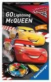 Disney Auta, Jeď blesku McQueene Hry;Cestovní hry - Ravensburger
