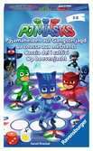 PJ Masks Pyjamahelden auf Gangsterjagd Spiele;Mitbringspiele - Ravensburger