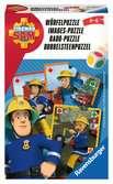 Feuerwehrmann Sam Würfelpuzzle Spiele;Mitbringspiele - Ravensburger