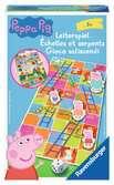 Peppa Pig Leiterspiel Spiele;Mitbringspiele - Ravensburger
