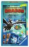 Dragons 3 - Kom mee naar de verborgen wereld! Spellen;Pocketspellen - Ravensburger
