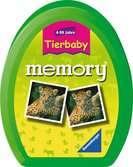 Tierbaby memory Spiele;Mitbringspiele - Ravensburger