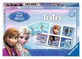 Loto La Reine des Neiges Jeux de société;Jeux enfants - Ravensburger