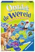 Ontdek de wereld Spellen;Speel- en leerspellen - Ravensburger