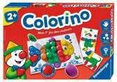Colorino Jeux éducatifs;Premiers apprentissages - Ravensburger
