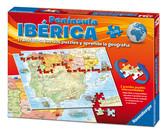 Península Ibérica Juegos;Juegos educativos - Ravensburger