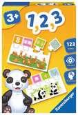 1, 2, 3 Jeux éducatifs;Premiers apprentissages - Ravensburger