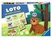 Loto les bébés animaux Jeux de société;Jeux enfants - Ravensburger