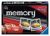memory® Disney Cars 3 Jeux de société;Jeux enfants - Ravensburger
