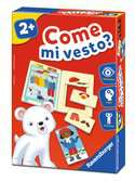Come mi vesto? Giochi;Giochi educativi - Ravensburger
