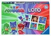 Loto Pyjamasques Jeux éducatifs;Loto, domino, memory® - Ravensburger