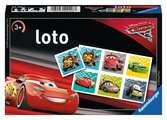 Loto Cars 3 Jeux éducatifs;Loto, domino, memory® - Ravensburger