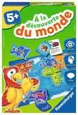 À la découverte du monde Jeux éducatifs;Premiers apprentissages - Ravensburger