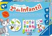 Mis Juegos de 2° Infantil Juegos;Juegos educativos - Ravensburger
