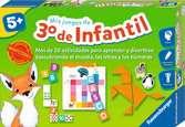 Mis Juegos de 3° Infantil Juegos;Juegos educativos - Ravensburger
