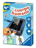 El cuerpo humano Juegos;Juegos educativos - Ravensburger