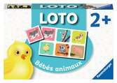 Loto Bébés animaux Jeux éducatifs;Loto, domino, memory® - Ravensburger