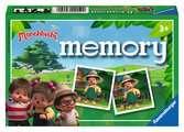 memory® Monchhichi Jeux éducatifs;Loto, domino, memory® - Ravensburger