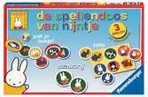 De spellendoos van nijntje Spellen;Speel- en leerspellen - Ravensburger