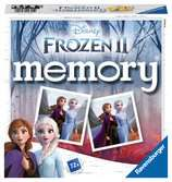 Frozen 2 memory®          D/F/I/NL/EN/E Spill;Barnespill - Ravensburger