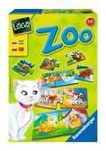 LOGO - ZOO Gry;Gry dla dzieci - Ravensburger