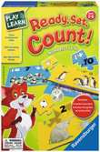 Ready Set Count Games;Educational Games - Ravensburger