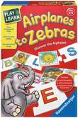 Airplanes to Zebras Games;Children's Games - Ravensburger