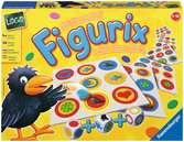Figurix Hry;Vzdělávací hry - Ravensburger