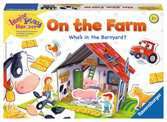 On the Farm Games;Strategy Games - Ravensburger