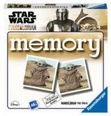 Ravensburger Star Wars The Mandalorian Mini Memory® Game Games;memory® - Ravensburger
