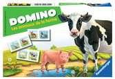 Domino animaux de la ferme Jeux de société;Jeux enfants - Ravensburger