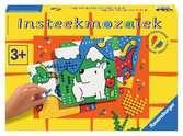 Insteekmozaïek Spellen;Speel- en leerspellen - Ravensburger
