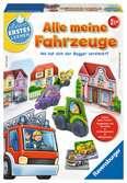 Alle meine Fahrzeuge Lernen und Fördern;Lernspiele - Ravensburger