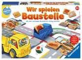 Wir spielen Baustelle Lernen und Fördern;Lernspiele - Ravensburger