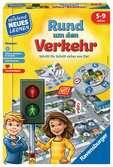 Rund um den Verkehr Lernen und Fördern;Lernspiele - Ravensburger