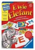 E wie Elefant Lernen und Fördern;Lernspiele - Ravensburger