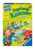 Rund um den Kalender Lernen und Fördern;Lernspiele - Ravensburger