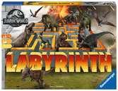 Jurassic World Labyrinth Juegos;Juegos de familia - Ravensburger