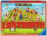 Super Mario Labyrinth Spellen;Spellen voor het gezin - Ravensburger