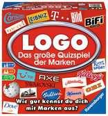 LOGO - Das große Spiel der Marken Spiele;Familienspiele - Ravensburger