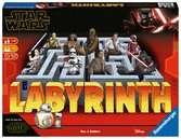 Labirinto Star Wars 9 Giochi;Giochi di società - Ravensburger