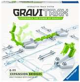 GraviTrax Set d Extension Bridges / Pont et Rails GraviTrax;GraviTrax sets d'extension - Ravensburger