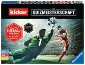 kicker - Die Quizmeisterschaft Spiele;Familienspiele - Ravensburger
